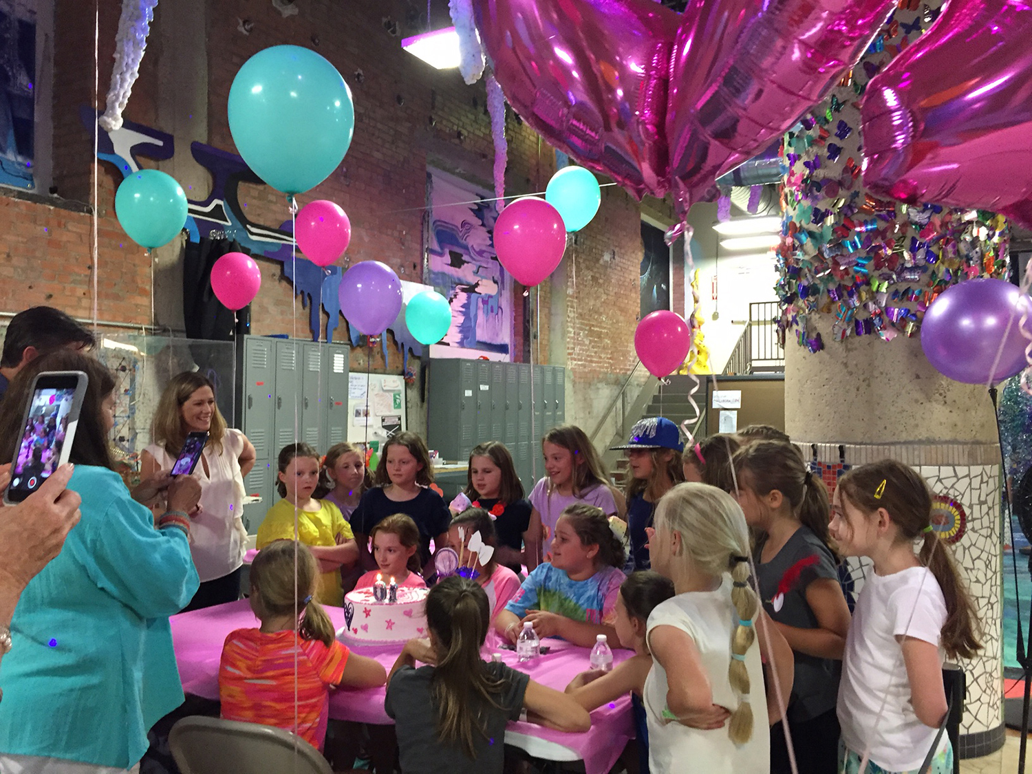 Birthday Parties At SPARK